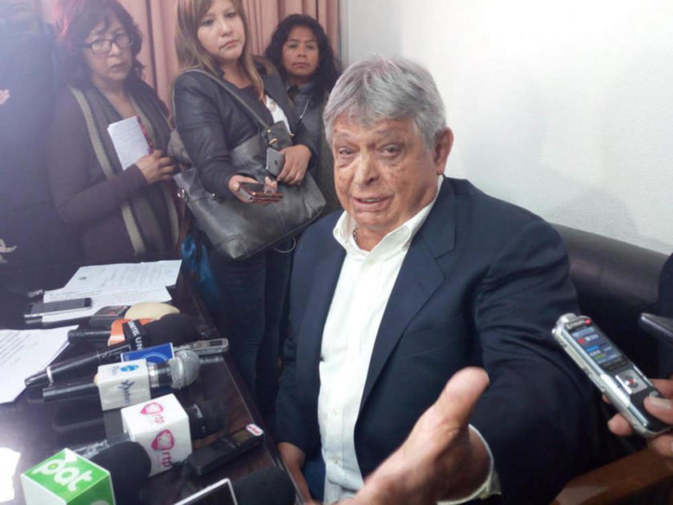 Fue presidente entre 1989 y 1993 y tiene 79 años de edad.
