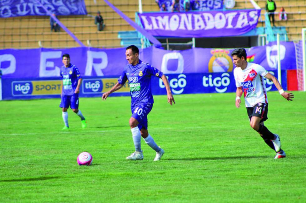 Real Potosí va tras los puntos frente a Sport Boys en su casa