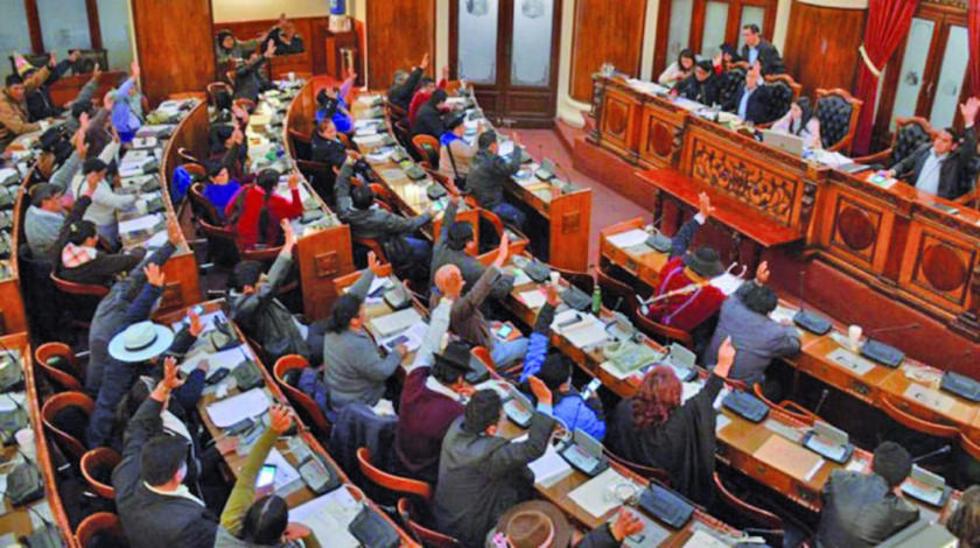 La propuesta determina la modificación de la Ley del Órgano Electoral Plurinacional (OEP).