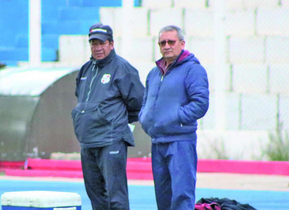 """Careaga: """"tenemos opciones de llegar a la Libertadores"""""""