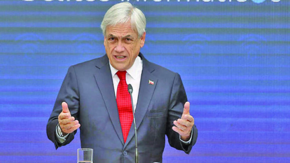El mandatario chileno Sebastián Piñera reveló la conversación que tuvo con el presidente electo de Brasil.