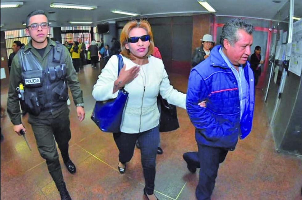 Admitió hace semanas, en un audio filtrado a la prensa por Romel Cardozo, que condenó a un inocente, el médico Jhiery Fe