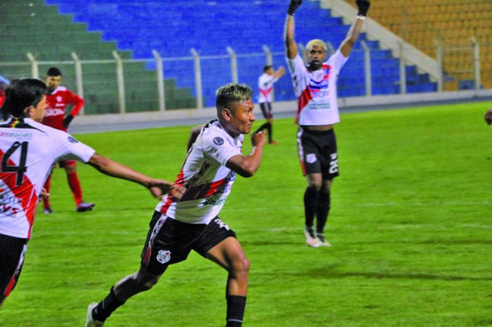 Nacional Potosí va en ascenso al derrotar a Royal Pari