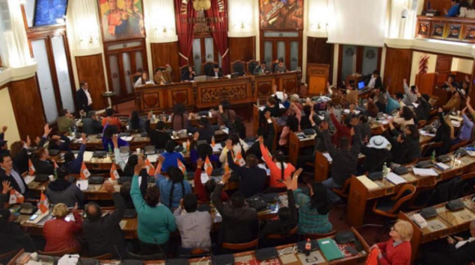 La Asamblea Legislativa aprobó la designación de Lidia Iriarte Tórrez.