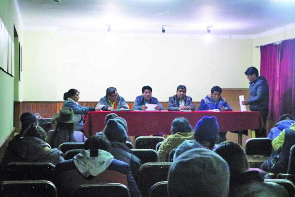 Cívicos se movilizarán el 10 de noviembre por atención a demandas