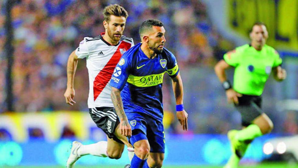 Boca y River disputan una histórica final de la Copa Libertadores