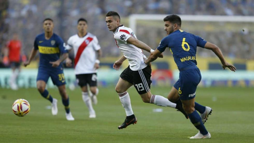 Boca y River quedan en tablas en primera final de Libertadores
