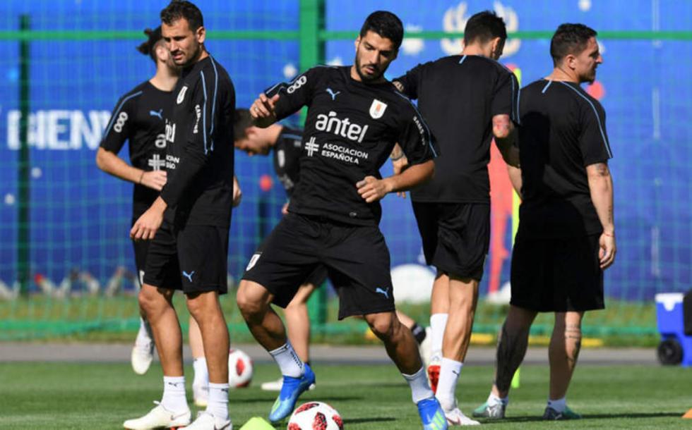 "Uruguay y Brasil se miden en el ""Emirates Stadium"""