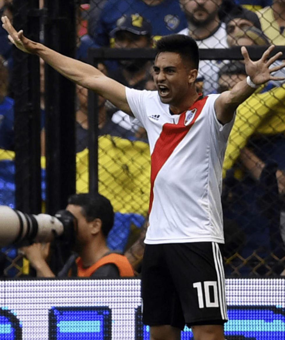 """Martínez, un """"loco"""" que ilusiona a River con el título"""
