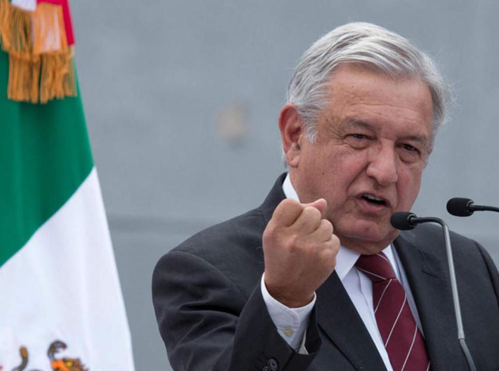 El político se enfrenta a grandes retos en su país, como la presencia de migrantes.