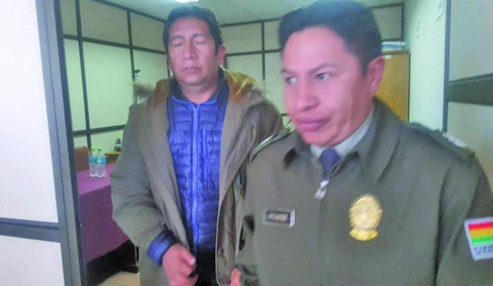 Apresan al alcalde de Uyuni por corrupción