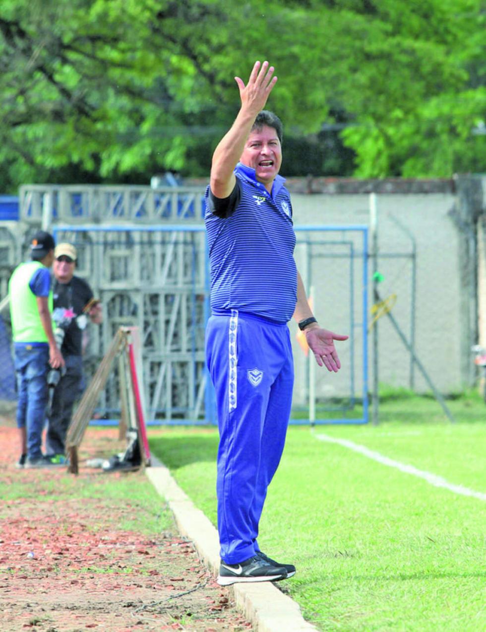"""Villegas: """"soy respetuoso  de los rivales"""""""