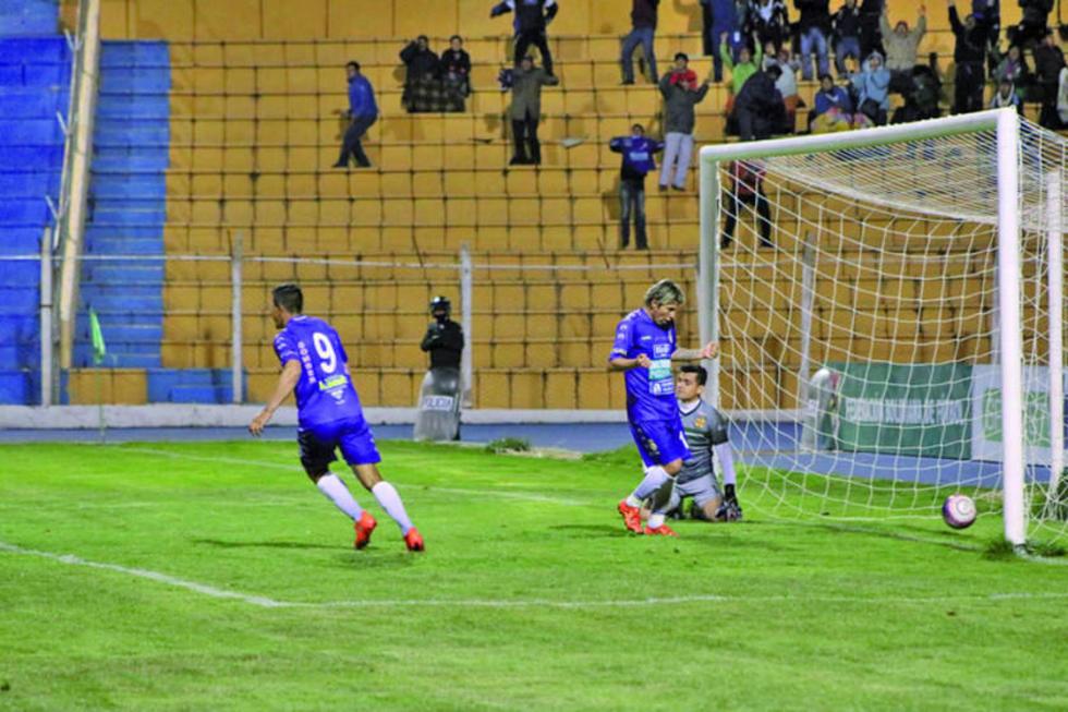 Real Potosí tiene por delante tres finales para evadir el descenso