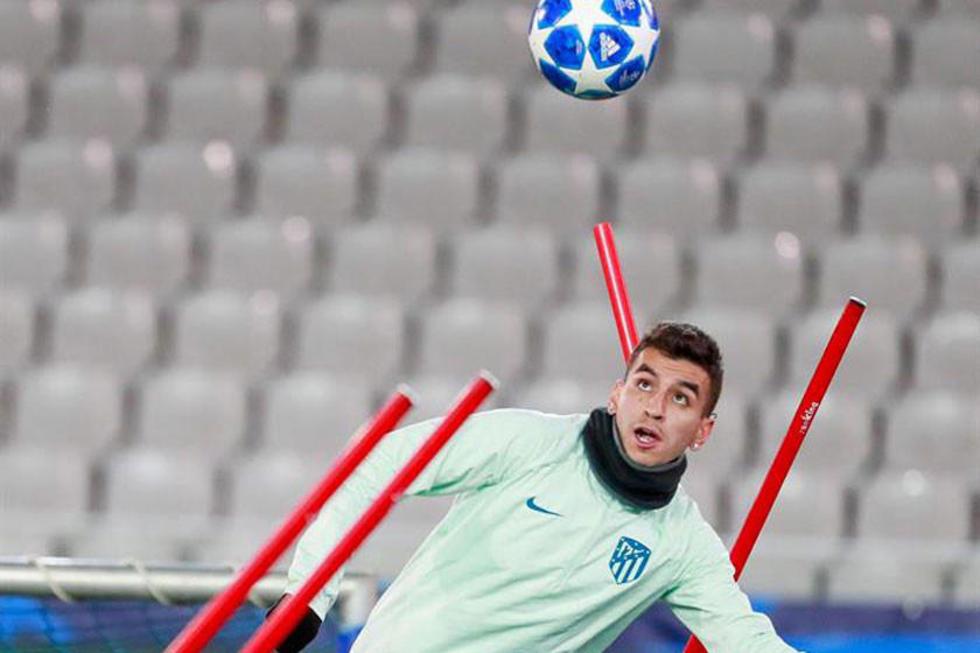 """Atlético de Madrid visita a Brujas en el """"Jan Breydel"""""""