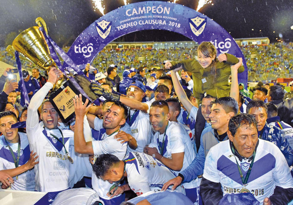 San José es  el campeón del fútbol profesional