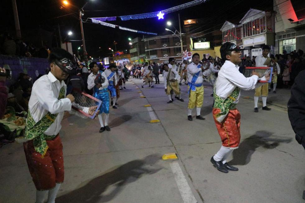 Potosí vive la fiesta de la navidad en unidad