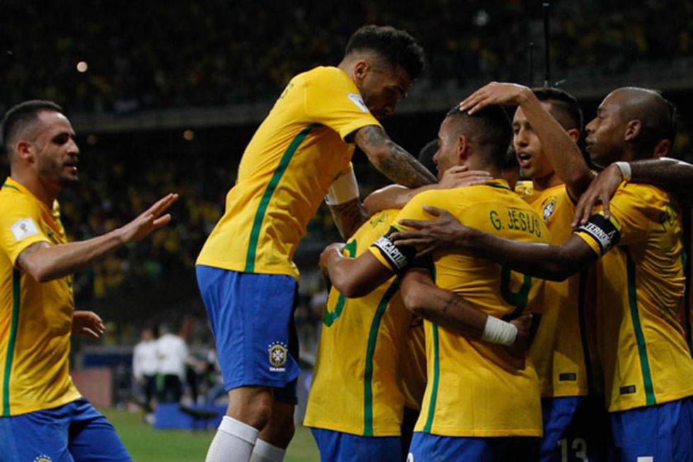 Brasil, Argentina y Uruguay serán las cabezas de grupo de la Copa América