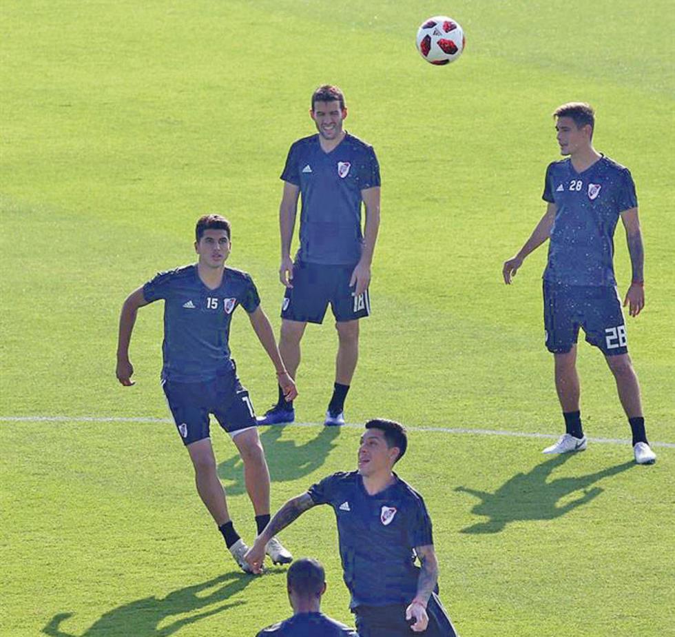 River Plate pone en juego su orgullo ante Kashima