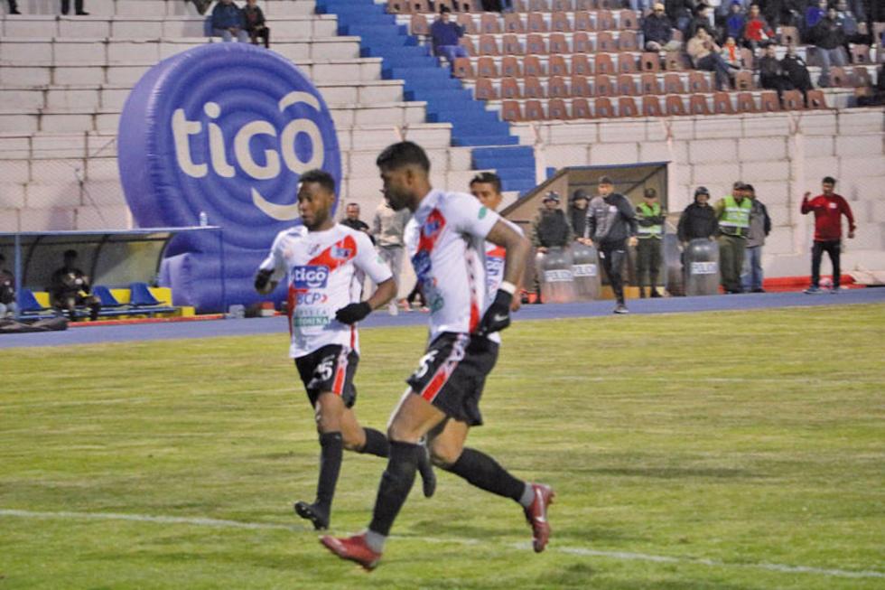 Nacional Potosí parte de local en la Copa Sudamericana