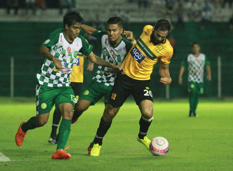 Destroyers se mantiene en el fútbol profesional boliviano