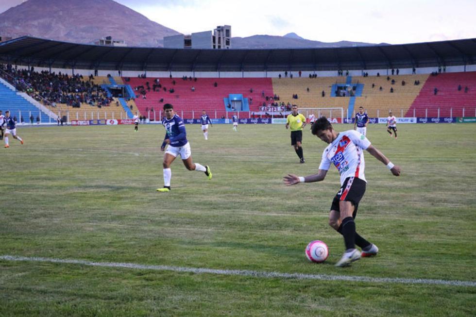 Nacional Potosí va por una Copa Libertadores en el próximo torneo
