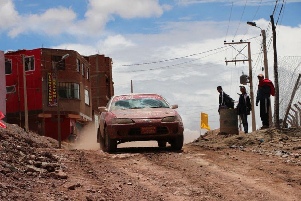 El automovilismo  potosino corona cuatro ases en la gestión 2018