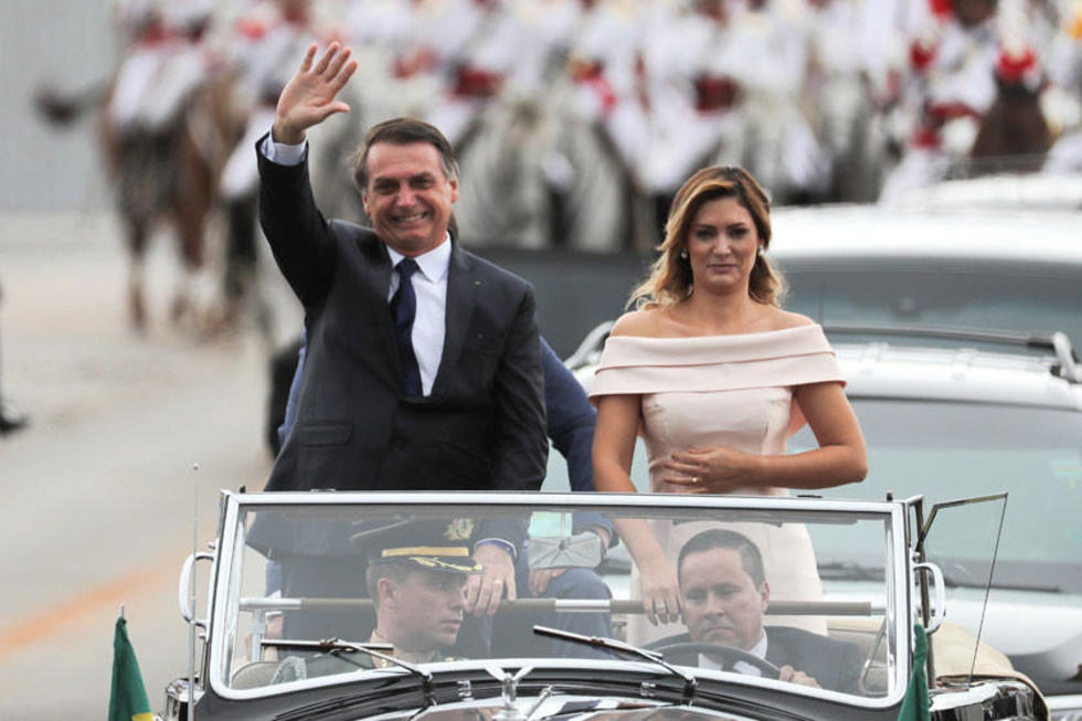 Bolsonaro anuncia el retorno del libre mercado