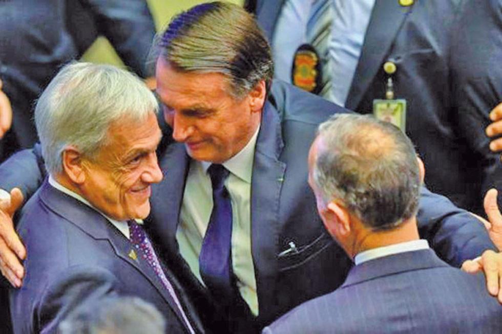 Chile y Brasil van por un corredor que no toma en cuenta a Bolivia