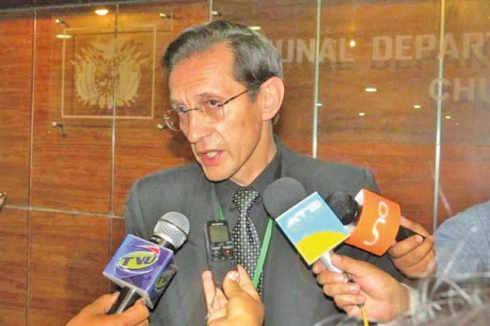 El presidente del TSJ sugiere modificar la Ley de Imprenta