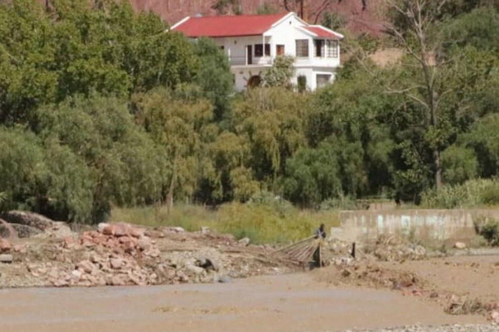 Lluvias y granizo destruyen los cultivos de haba, maíz y papa