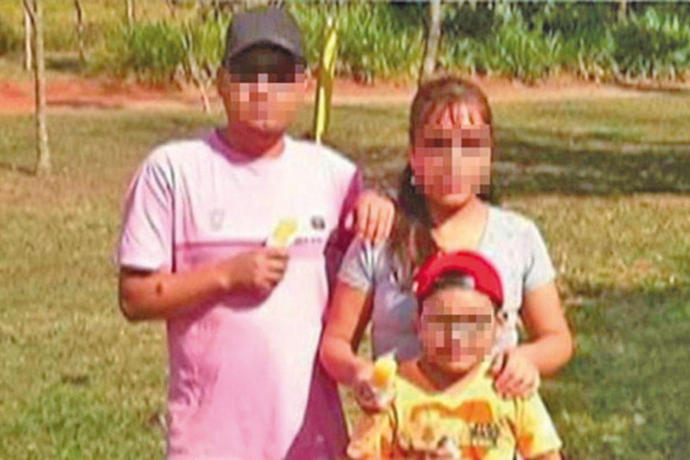 Sus familiares piden ayuda para repatriar los cuerpos.