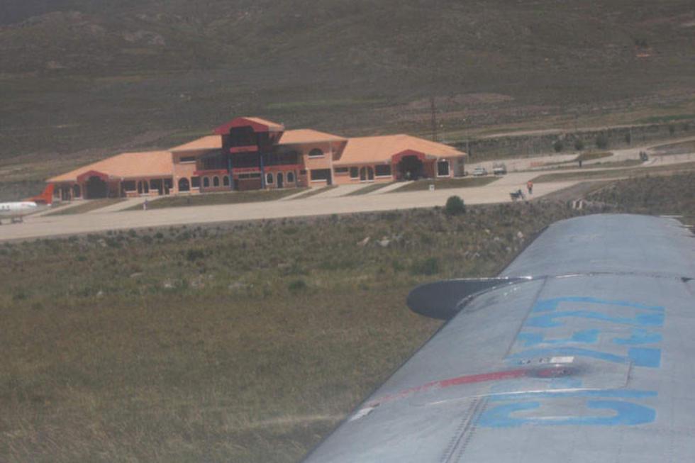 Inicia expropiación de tierras para obras del aeropuerto internacional