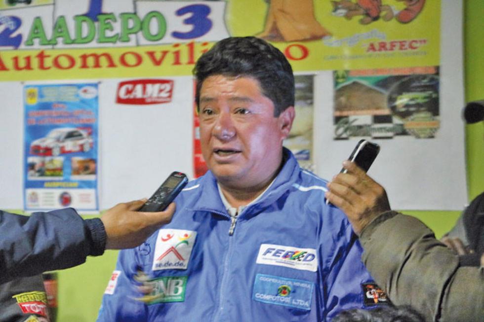 Ramiro Aguirre asume la vicepresidencia.