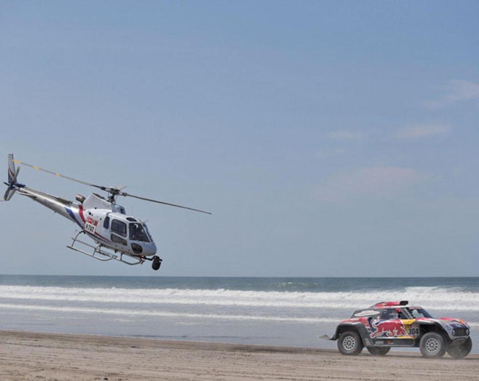 El Dakar se endurece en la segunda semana de carrera