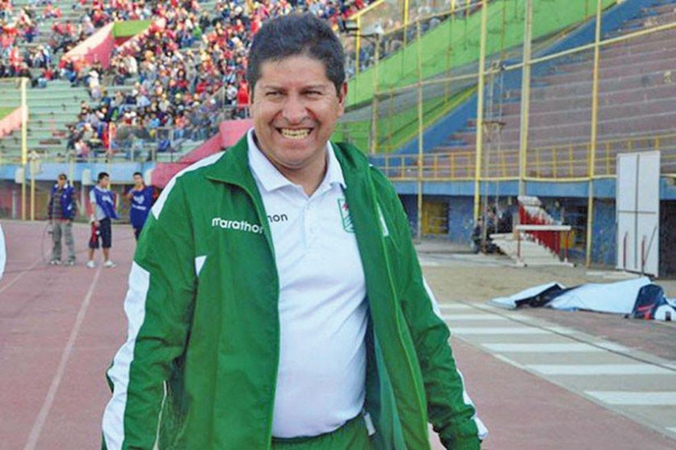Eduardo Villegas es el nuevo técnico de la selección boliviana