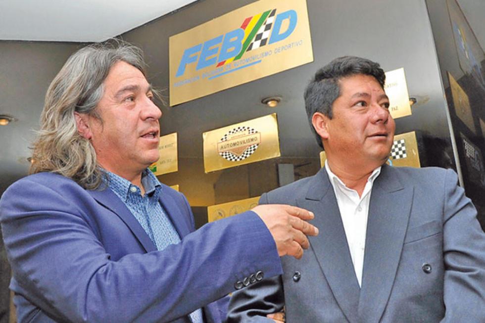 Careaga anuncia la descentralización  de los recursos del automovilismo
