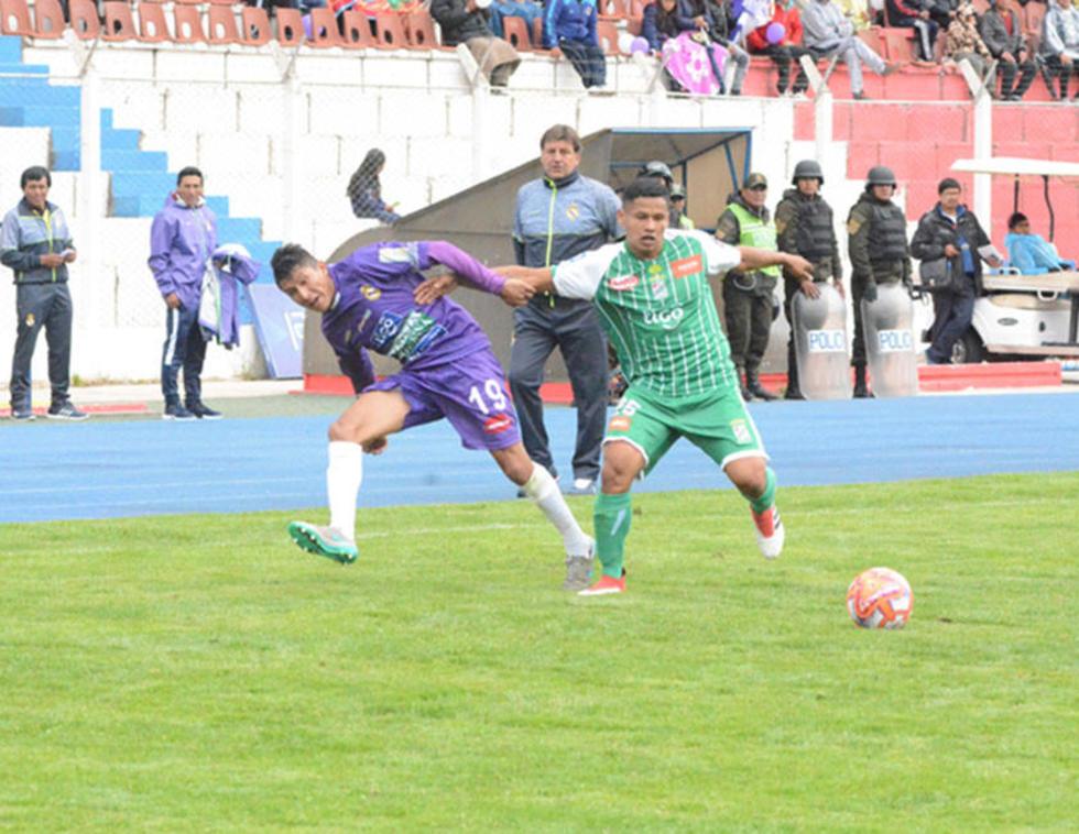 Real Potosí deja escapar puntos como dueño de casa