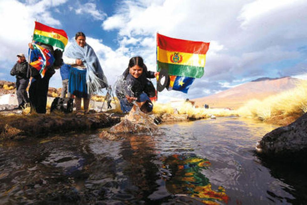 Bolivianos refutan al canciller chileno por las aguas del Silala