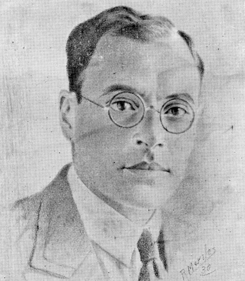 """El autor de la """"Chaskañawi."""