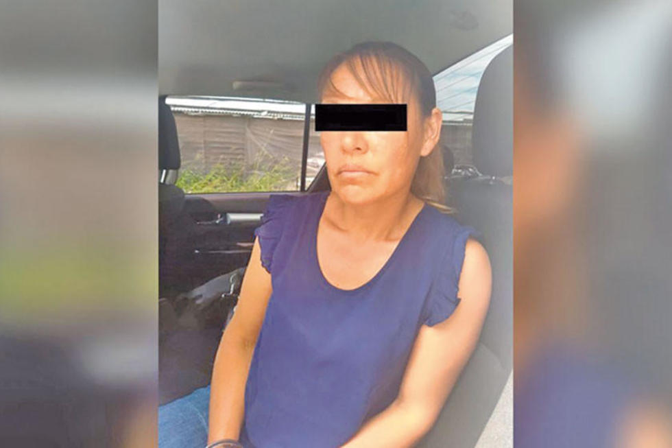 Cae mujer acusada de hacer matar a su familia en Bolivia