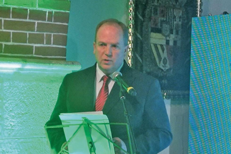 El gerente general, Carlos Wille, agradeció el apoyo de los potosinos.