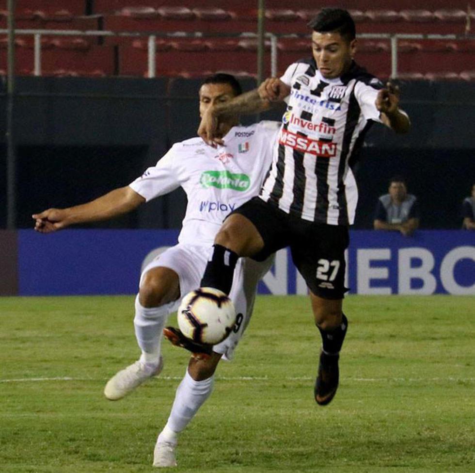 Santaní debuta con un empate ante Once Caldas