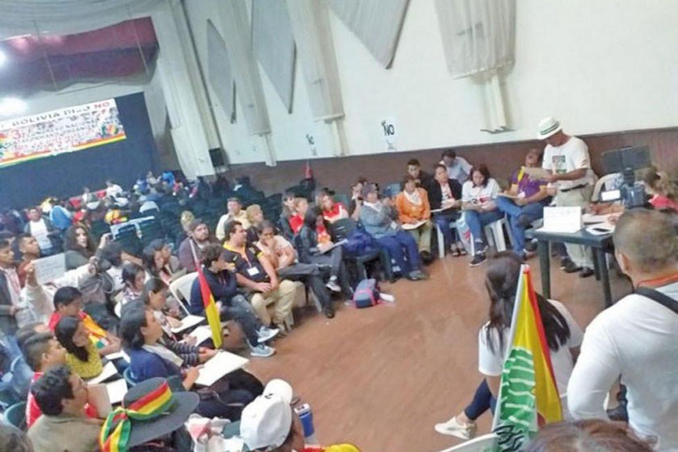Plataformas nacionales convocan a cabildos en todo el país el 21 de febrero