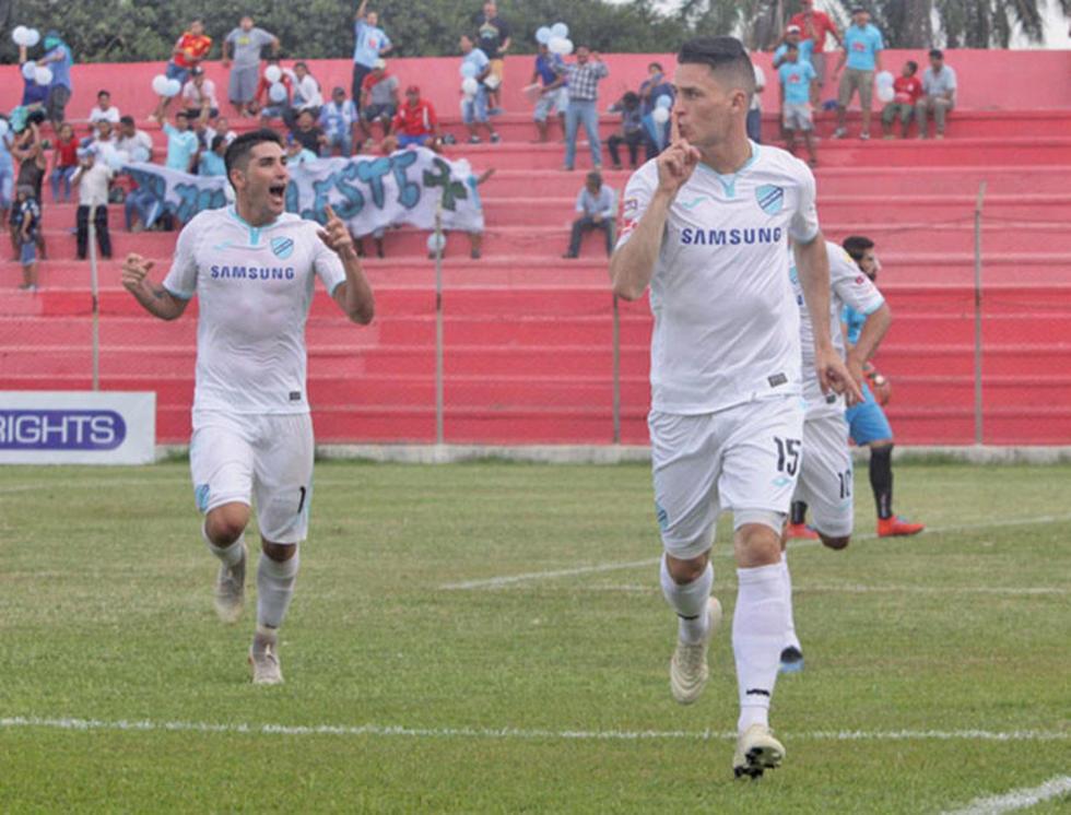 Bolívar gana y avanza en la busqueda de la punta del torneo