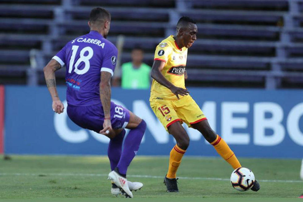Barcelona buscará golear a Defensor Sporting