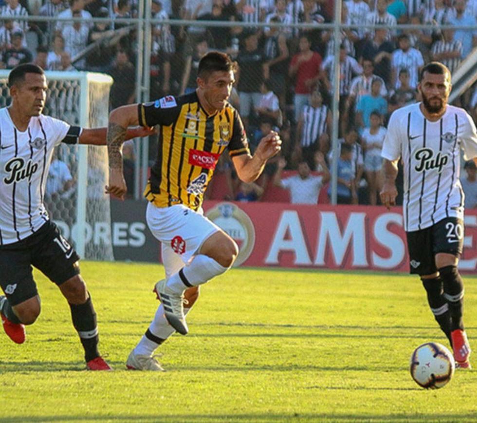 Libertad despacha al Tigre de la Copa Libertadores