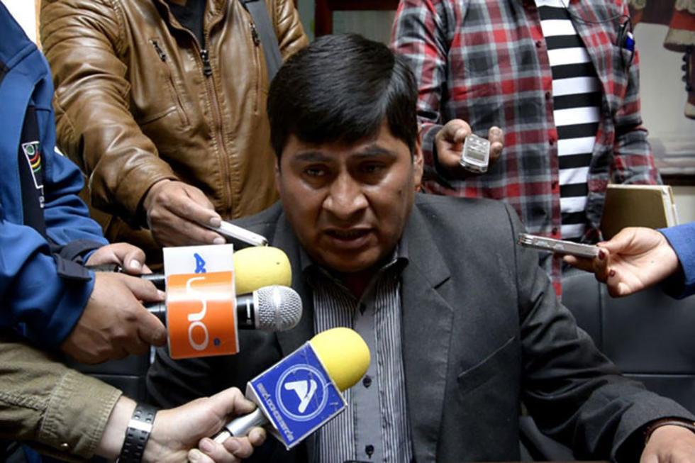 El gobernador, Juan Carlos Cejas gestiona la recuperación del inmueble.