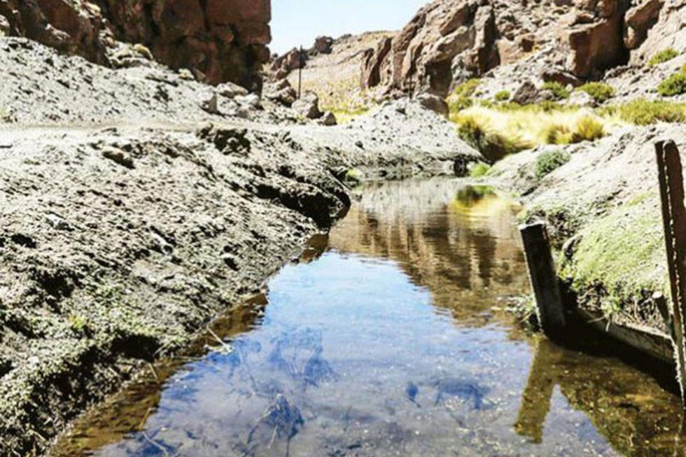 Confirman que Chile reconoció que las aguas del Silala son bolivianas
