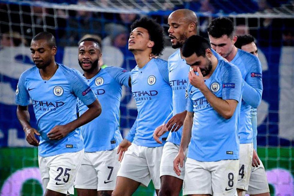 El plantel de Manchester City no dará tregua a su rival.
