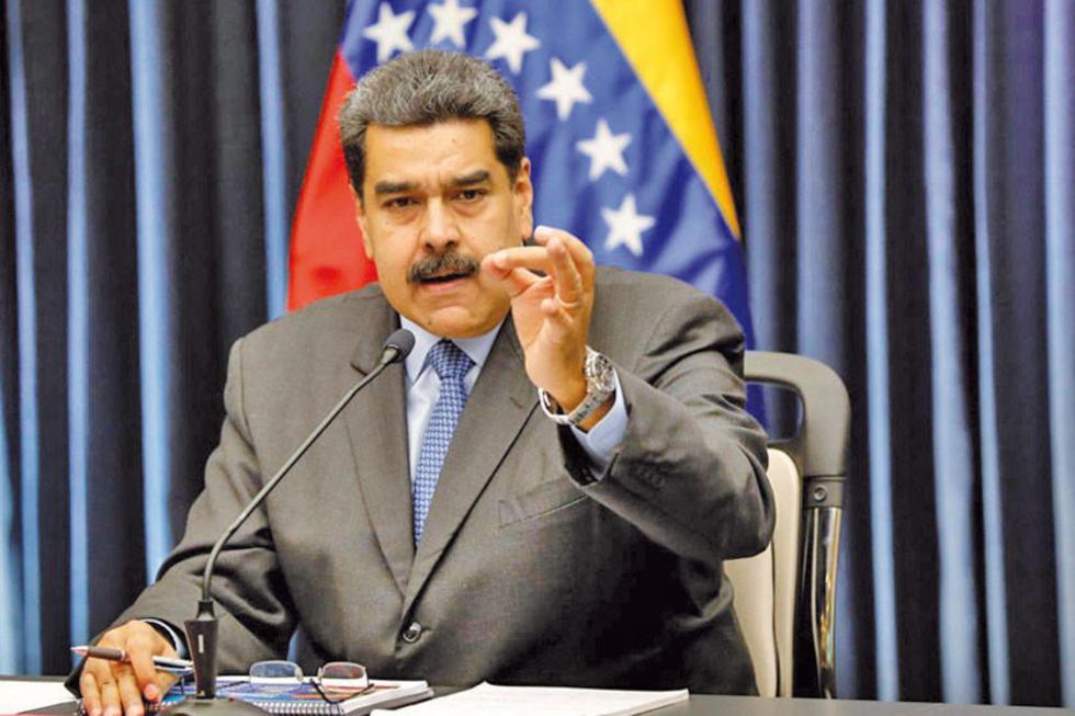EE.UU. advierte a Maduro que dañar a Guaidó sería un error